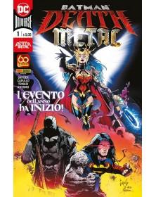 Batman: Death Metal 1