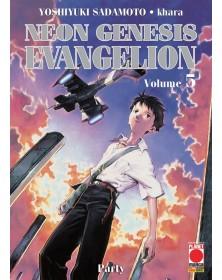 Neon Genesis Evangelion 5 -...
