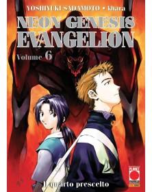 Neon Genesis Evangelion 6 -...