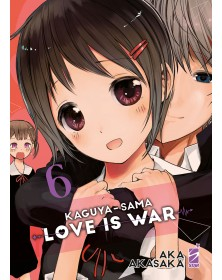 Kaguya sama: love is war 6