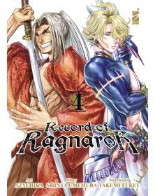 Record of Ragnarok 4