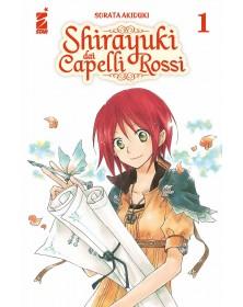Shirayuki dai capelli rossi 1