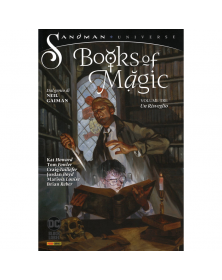 Books Of Magic 3: Un...