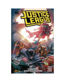 Justice League 5: La Guerra...
