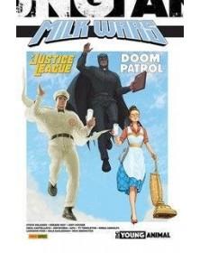 Justice League/Doom Patrol:...