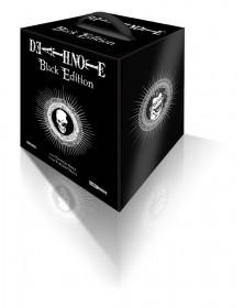 Death Note Black Edition -...