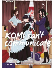 Komi Can't Communicate 5