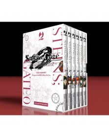 Steins Gate ZERO - BOX (1-6)