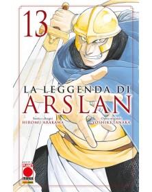La leggenda di Arslan 13