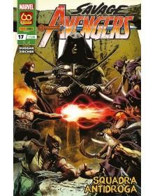 Savage Avengers 17