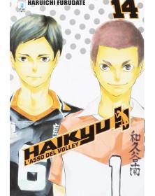 Haikyu!! 14