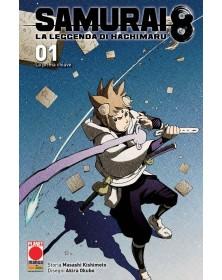 Samurai 8 - La Leggenda di...