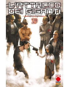 L'Attacco dei Giganti 29 -...