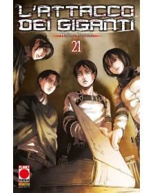 L'Attacco dei Giganti 21 -...