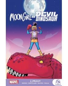 Moon Girl e Devil Dinosaur...