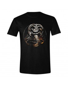 Cobra Kai Metal - T-Shirt (M)