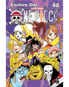 One Piece New Edition 88