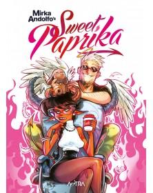 Sweet Paprika 1