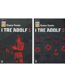 I tre Adolf - Pack (1+2)