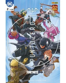 Batman/Fortnite: Punto Zero 2