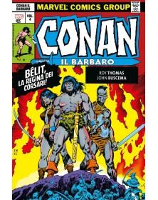 Conan il Barbaro Omnibus 4
