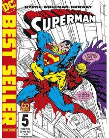 Superman Di John Byrne 5 -...