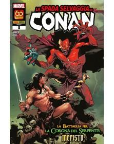 La Spada Selvaggia di Conan 13