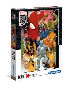 Puzzle - Marvel 80th...