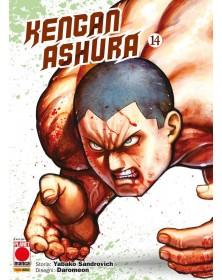 Kengan Ashura 14