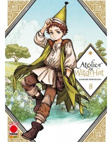 Atelier of Witch Hat 8