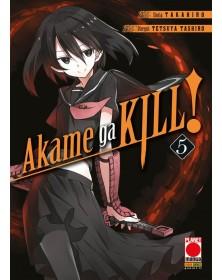 Akame Ga Kill! 5 - Seconda...