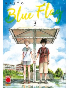 Blue Flag 3 - Prima ristampa