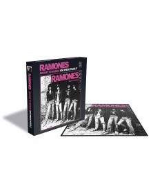 Puzzle - Ramones Puzzle...