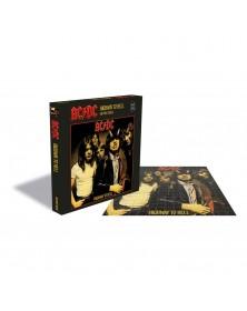 Puzzle - AC/DC Rock Saws...
