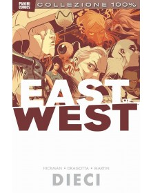 East of West 10: Il Gran...