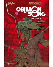 Oblivion song 5 - Cartonato