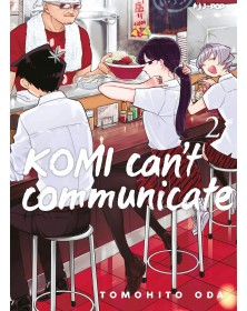 Komi Can't Communicate 2