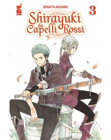 Shirayuki dai capelli rossi 3