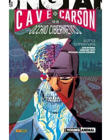 Cave Carson ha un Occhio...