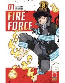 Fire Force 1 - Prima ristampa