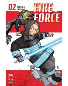 Fire Force 2 - Prima ristampa