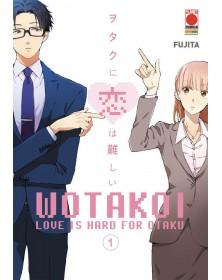 Wotakoi - Love is Hard for...