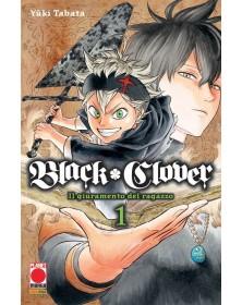 Black Clover 1 - Prima...
