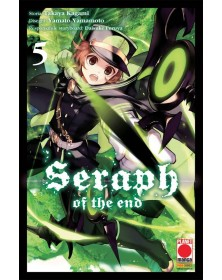 Seraph of the End 5 -...