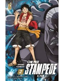 One Piece il film: Stampede...