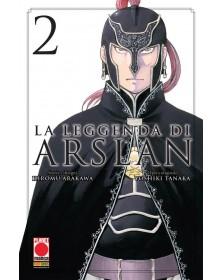 La leggenda di Arslan 2