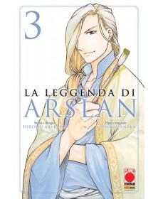 La leggenda di Arslan 3