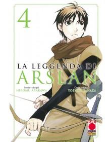 La leggenda di Arslan 4