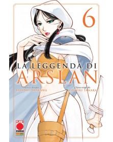 La leggenda di Arslan 6