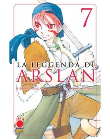 La leggenda di Arslan 7